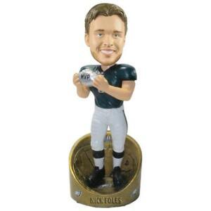 Nick Foles Philadelphia Eagles Super Bowl LII MVP Bobblehead NFL
