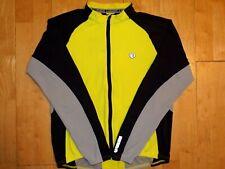 IQ PEARL IZUMI Womens Bicycle Biking Cycling Large L Full Zip Long Sleeve Jacket