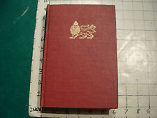 Antique book: 1949 the Pagent of England THE CONQUERORS thomas b costain