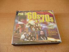 3 CD box from the 60s to the 70s: gloria Gaynor Lipps Inc Barclay James Harvest