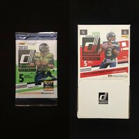 2020 DONRUSS Football (1) Pack *1 Yellow Press Proof Per/Pack-Possible Burrow RC