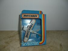 MATCHBOX SKYBUSTERS SB-12 PITTS SPECIAL Macau 1981 mit OVP