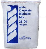 Allied Mills Cake Mix Chocolate Mud 10kg x 1