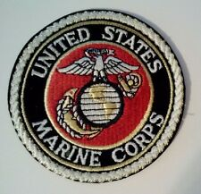 United States Marine Corps Patch   4""