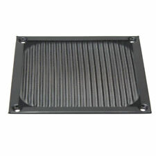 PC Dust Filter 120X120mm Computer Case Fan Guard Grill Dustproof Black Color