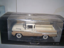 1959 Dodge Sweptside pickup D1001st issue 1/43 American Excellence NEO RARE