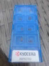 10 Kyocera Carbide U Drill Inserts ZXMT 040203GM ( PR1230) DRX Magic Drill