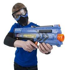 Nerf Rival Zeus MXV 1200 Soft Dart Nerf Gun With 12 Balls BLUE