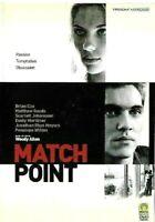WOODY ALLEN - MATCH POINT (2005) Scarlett Johansson DVD EX NOLEGGIO MEDUSA