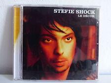 CD ALBUM STEFFIE SHOCK Le décor 504675283 2
