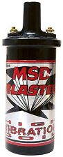 MSD Blaster Coil Igniton High Vibration Pro Series Coil Fits Sbc Bbc Chevy Ford