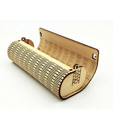 Wooden Sunglasses Case Eyeglasses Storage Protector Natural Bamboo Case Handmade
