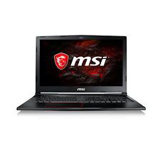 "MSI GE63VR 7RE-034 Raider Notebook i7-7700HQ SSD Full HD 15"" GTX 1060 Windows 10"