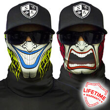 Sa Co Salt Armour Sa Two-Sided Face Shield Sun Mask Balaclava *Usa*