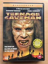 Teenage Cavernícola 2001 Larry Clark poste-apocalíptico Ciencia Ficción Horror