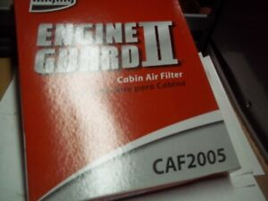 Cabin Air Filter-Engine Guard Mighty CAF2005