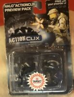 Halo ActionClix Preview Pack; Master Chief & The Arbiter, Target Exclustive, NIB