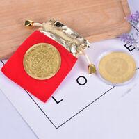 The Rat Commemorative Coin Chinese Zodiac Souvenir Collectible Coins Art Craf CJ
