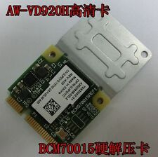 BroadCom BCM970015 BCM70015 AW-VD920H HD Card Wlan Card
