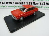 VQ19 Voiture 1/24 SALVAT Models : SEAT 850 COUPE 1967 (fiat 850 coupé)
