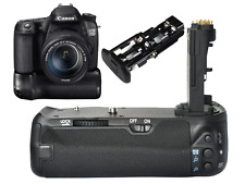 Pro Vertical Battery Grip Pack Holder for Canon EOS 70D 80D  Camera as BG-E14