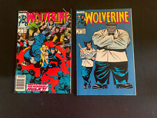 WOLVERINE 7,8 !! VF-NM BOOKS !! CGC THEM !!