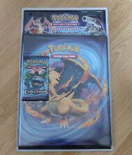 Portfolio A4 Pokémon XY12 + 1 Booster Neuf et Scellé (Français)