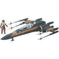 Takara Tomy Star Wars Force awakening large vehicle X-wing fighter Poe Dame 4904