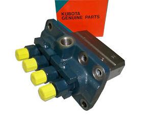 NEW GENUINE Kubota Fuel Injection Pump 1C010-51010 V3300 V3600 V3800