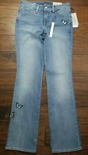 Not Your Daughter's Jeans NYDJ Barbara Bootcut Jeans Sz 6 Nwt MSRP$129 (w42)