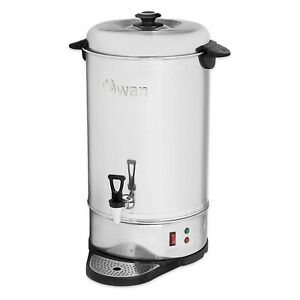 SWAN HOT WATER BOILER SWU20L 20 LITRE 2200W 230V ELECTRIC MANUAL FILL TEA URN