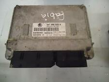 2003 AQW 1.4 MPI MK1 SKODA FABIA ENGINE ECU 047906033H 5WP40252 12