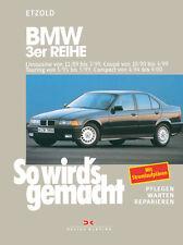 BMW 3ER E36 1989-1999 INKL. TOURING REPARATURANLEITUNG SO WIRDS GEMACHT 74