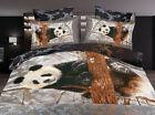 PANDA Queen/King Size Bed Duvet/Doona/Quilt Cover Set New