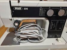 Pfaff Nähmaschine 206 gebraucht (wenig benutzt)