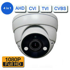 Hd Tvi Hd Cvi Ahd 960H 2Mp 1080P 4 in 1 Eyeball Dome Ir 2.8-12mm Outdoor Camera