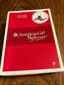 AMERICAN GIRL Beforever JULIE Meet Accessories NIB NRFB Complete RETIRED
