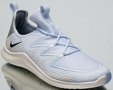 Nike Free Trainer 9 Ultra Metallic Womens New Half Blue Running Shoes AV2140-400