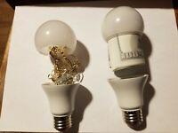 Secret Hiding Spot Light bulb Diversion Safe Stash Can Hide Valuables!