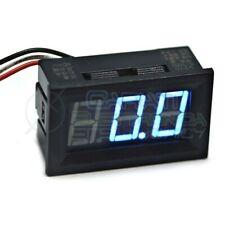 Display Lcd BLU Voltometro DC da pannello 0V-100V  Tensione Tester