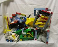 Huge Lot of Rokenbok Vehicles / Control Center / Control Pads / Building System