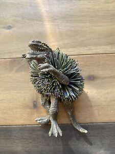 1998 TOHO GODZILLA KOOSH TOY Dinosaur Monster Toy Figure / Ornament Oddzon