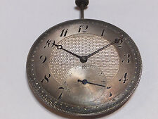 VINTAGE LONGINES POCKET WATCH  MOVEMENT WITH DIAL