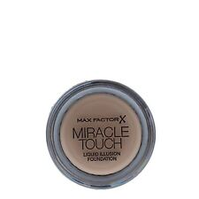 Max Factor Miracle Touch Foundation 11 5g -your Shede 045 Warm Almond