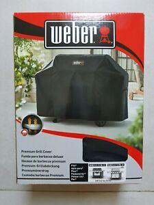 Neu & OVP Original Weber Grill Abdeckhaube PREMIUM für Weber Grill Genesis II
