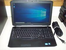 Dell Latitude E5520--Core i7 2.7ghz 2nd gen/8GB/500GB SSHD/DVDRW-W10 Pro--NICE!!