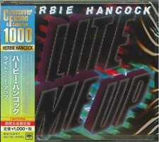 HERBIE HANCOCK-LITE ME UP-JAPAN CD B63