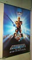 MASTERS OF THE UNIVERSE  Vintage 1987 Movie Poster LAST ONE
