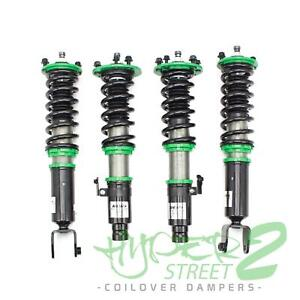 for Acura TSX 2009-14 Coilovers Hyper-Street II by Rev9