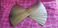 Sheet Metal Strip Aluminum 6061 T6 060x20x120 10 Pcs